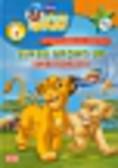 Magic English Czytaj po angielsku z Disneyem Simba grows up z płytą CD. Simba dorasta. Poziom 2