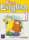 Leighton Jill, Sanchez Donovan Laura - Fun English 1 Workbook