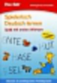 Beurenmeister Corina - Spielerisch Deutsch lernen Spaß mit ersten Wortern Kindergarten/Vorschule