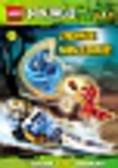 Opracowanie zbiorowe - LEGO Ninjago Zadanie: naklejanie! LAS3