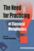 red. Mazanka Paweł - The Need for Practicing of Classical Metaphysics