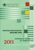 red. Dmochowska Halina - Rocznik Statystyczny Rolnictwa 2011