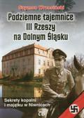Wrzesiński Szymon - Podziemne tajemnice III Rzeszy na Dolnym Śląsku. Sekrety kopalni i majątku w Niwnicach