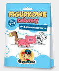 Figurkowe zabawy W gospodarstwie Dla dzieci 1-3 lat