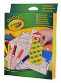 Crayola Mozaika. Zestaw podróżny