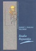 Pelc Janusz, Pelc Paulina - Studia Rejowskie