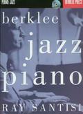 Santisi Ray - Berklee jazz paino z płytą CD