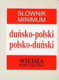 Frank-Oborzyńska Elżbieta - Słownik minimum duńsko-polsko polsko-duński