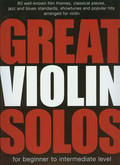 Great violin solos For beginner to intermediate level