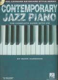 Harrison Mark - Contemporary Jazz Piano Complete Guide z płytą CD