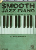 Harrison Mark - Smooth jazz piano Complete guide z płytą CD