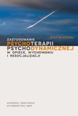 Seredyńska Anna - Zastosowanie psychoterapii psychodynamicznej w opiece wychowaniu i resocjalizacji