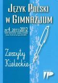 Język Polski w Gimnazjum 11/12 numer 4