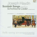 Lorna Anderson, Jamie MacDougall, Haydn Trio Eisenstadt - Scottish Songs for George Thomson vol.1. Folk song arrangements