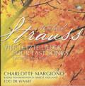 Charlotte Margiono, Radio Filharmonisch Orkest Holland, Edo de Waart - Richard Strauss: Vier Letzte Lieder - Four Last Songs. Orchestral songs