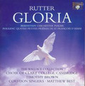 The Wallace Collection, Choir of Clare College, Timothy Brown, Corydon Singers - Rutter: Gloria & Bernstein: Chichester Psalms