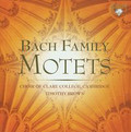Choir of Clare College, Timothy Brown - Bach Family: Motets