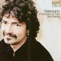 Jed Wentz - Telemann: 12 Fantasias for Flute