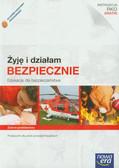 Słoma Jarosław - Żyję i działam bezpiecznie Edukacja dla bezpieczeństwa 1-3 Podręcznik Zakres podstawowy. szkoła ponadgimnazjalna