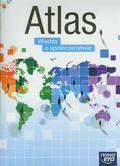Wiedza o społeczeństwie Atlas Zakres podstawowy i rozszerzony. Gimnazjum, szkoła ponadgimnazjalna