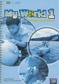 Stachura Zofia - My World 1 Język angielski Książka nauczyciela + 2 CD. Szkoła podstawowa