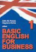 Patoka Z.M., Świda D. - Basic English for Business. Część 1