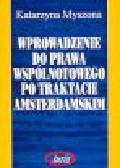 Myszona K. - Wprowadzenie do prawa wspólnotowego po Traktacie Amsterdamskim