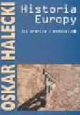 Halecki O. - Historia Europy-jej granice i podziały