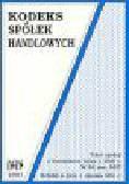 Jachman R. (oprac.) - Kodeks spółek handlowych