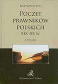 Pol Krzysztof - Poczet prawników polskich XIX-XX w.