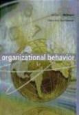 Steven Lattimore McShane,Mary Ann Von Glinow,S McShane - Organizational Behavior 3e