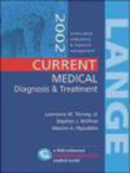 L.M. Tierney - Current Medical Diagnosis & Treatment 2002