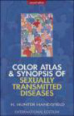 Hunter Handsfield,Hansfield - Color Atlas & Synopsis of Sexually Transmitted Diseases