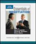 Bruce Barry,David Saunders,Roy Lewicki - Essentials of Negotiation