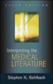 Stephen Gehlbach - Interpreting the Medical Literature  5e