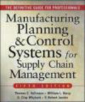 Clay Whybark,Robert Jacobs,William Lee Berry - Manufacturing Planning & Control Systems