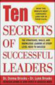 Donna Brooks,Lynn Brooks - Secrets of Successful Leaders