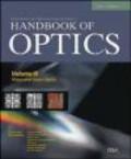 Carolyn MacDonald,Guifang Li,Jay Enoch - Handbook of Optics vol.3: Vision and Vision Optics