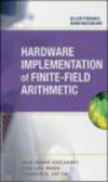 Jean-Pierre Deschamps,J-P Deschamps - Hardware Implementation of Finite-Field Arithmetic