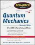 Reuven Pnini,Elyahu Zaarur,Yoav Peleg - Schaum`s Outline of Quantum Mechanics 2e
