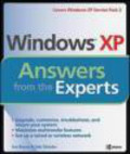 Jim Boyce,Debra Littlejohn Shinder,J Boyce - Windows XP Answers from the XPerts