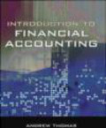 Colin Rickwood,Andrew Thomas,A Thomas - Introduction to Financial Accounting