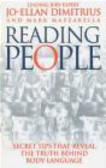 Mark Mazzarella,Jo-Ellan Dimitrius - Reading People