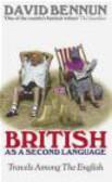 David Bennun - British as a Second Language