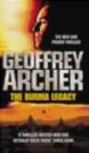Geoffrey Archer - Burma Legacy
