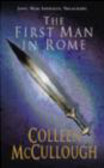 Colleen McCullough,C McCullough - First Man in Rome