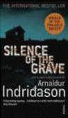Arnaldur Indridason,A Indridason - Silence of the Grave