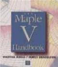 Martha Abell,James Braselton,M Abell - Maple V Handbook