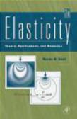 Martin Sadd,M Sadd - Elasticity 2e