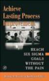 Kathryn Rea,Bennet Lientz,Patters - Achieve Lasting Process Improvement